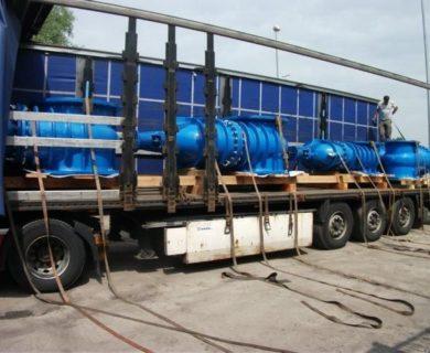 Международная автомобильная перевозка компанией BAGAT