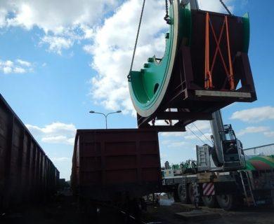 Железнодорожные перевозки, пример загрузки - 4