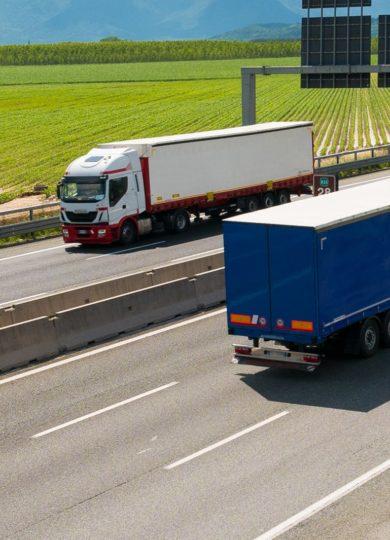 Международные грузоперевозки автомобильным транспортом